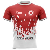 WH Maglia Giappone Rugby 2019-2020 Home